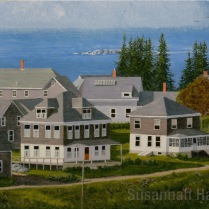 Pumpkin Season - Pierce Cottage and Zimmies - Monhegan