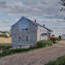 Closing Time - Lupine Gallery
